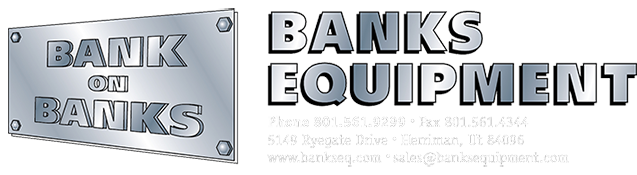 Banks Equipment - Bank On Banks Sign